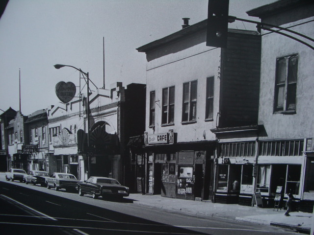 Lincoln Theater in 1974